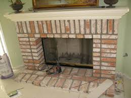 tile over brick fireplace diy u2014 farmhouses u0026 fireplacesfarmhouses