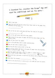 escape room game worksheet free esl printable worksheets made by