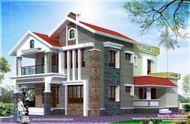 modern elevation luxurious modern home elevation house scheme
