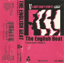 the english beat i just can u0027t stop it cassette album at discogs