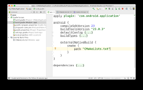 android developers blog android studio 2 2 preview ui