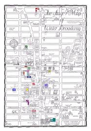 Walter Reed Map Basil Rathbone Master Of Stage And Screen Map Of Manhattan