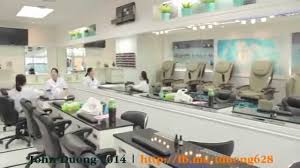 tiệm nail đẹp angel nails and spa youtube