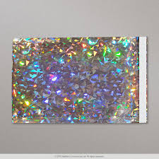 iridescent wrapping paper invitation envelopes holographic self seal envelope