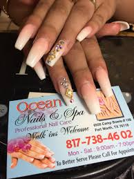 ocean nail fort worth tx 76116 yp com