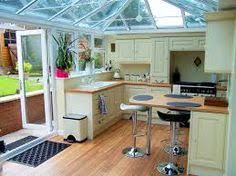 kitchen conservatory ideas another idea for opening up our kitchen conservatory interiors
