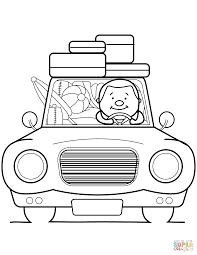 go summer vacation coloring page free printable coloring pages