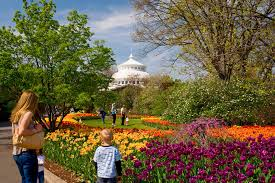 Botanical Garden Cincinnati Top Things To Do In Cincinnati Ohio Midwest Living