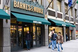 Barnes And Noble Target Market Barnes U0026 Noble Gears Up For Bookstore Battle With Amazon Barron U0027s
