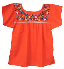 liliana cruz embroidered mexican peasant blouse at amazon women u0027s