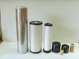 daewoo solar 75 v filter service kit with yanmar 4tne98 engine