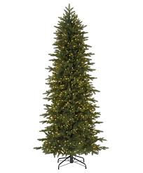 slimristmas tree most realistic artificial modern home