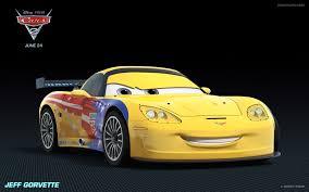 cars characters yellow image jeff gorvette cars 2 pixar jpg pixar wiki fandom powered