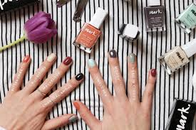 the new nail polish brand avon u0027s mark gel polish the lovecats inc