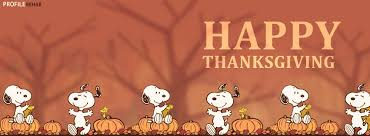 snoopy thanksgiving cover photo free thanksgiving images happy
