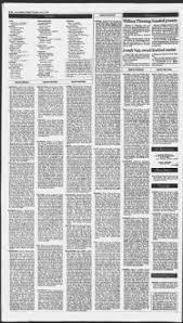 funeral plets courant from hartford connecticut on june 27 1991 page 33