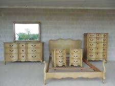 french provincial bedroom set french provincial antique beds bedroom sets 1950 now ebay