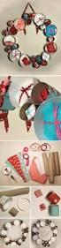 joulukalenteri wc paperirullista ja muovipurkeista lasten