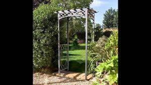 small garden arches design ideas youtube