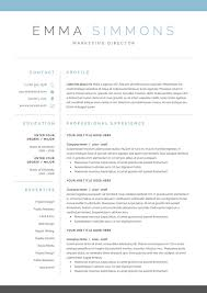 Where To Find Resume Templates On Word Best 25 Marketing Resume Ideas On Pinterest Resume Job Search