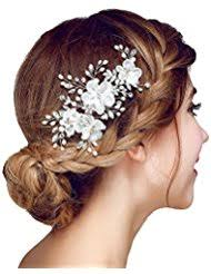 floral hair accessories wedding and floral hair accessories beauty