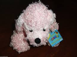 webkinz pink poodle size sounds of season poodle ornament