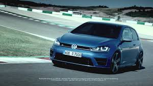 the lucky one this great volkswagen ad featuring the golf 7 r