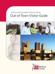 ohio state university medical center out of town visitor u0027s guide