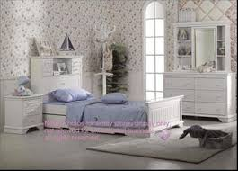 king single bed with storage head and single trundle white