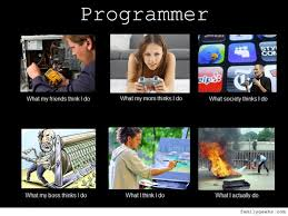 Computer Programmer Meme - programmer what people think i do pinterest programming humor