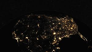 World At Night Map Nasanoaa Satellite Reveals New Views Of Earth At Night Nasa About