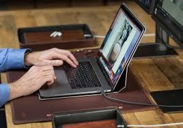 cartella slim macbook pro 13 case gadget flow
