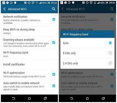 membuat jaringan wifi lancar tips untuk meningkatkan sinyal wi fi di perangkat android