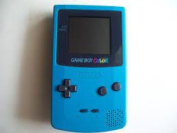 Amazon Com Gameboy Color Teal Nintendo Gameboy Color Gameboy Color