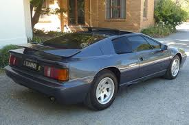 lotus esprit u0027turbo u0027 coupe auctions lot 5 shannons