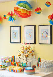 decoration ideas for birthday party at home finest decoration