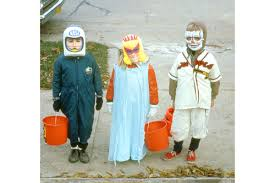 halloween astronaut costume charming vintage halloween photos reader u0027s digest