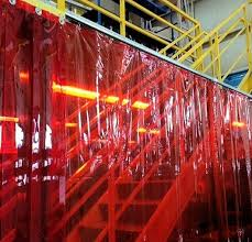 Cepro Welding Curtains Industrial Pvc Welding Curtains Orange Welding Curtain Color