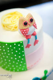 owl baby shower cake featured cake gallery the butter end cakery