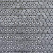 100 penny backsplash tile finished product penny floor