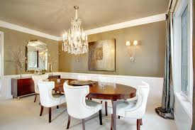 pictures for dining room walls dining room wall molding crown chandelier by vaxcel lighting with