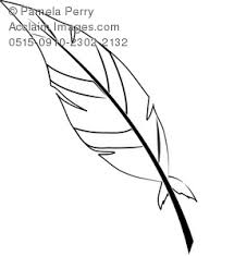coloring pages of indian feathers feather coloring page royalty free clip art picture