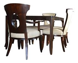 barbara barry realized by henredon perfect parsons dining table