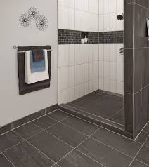 Beveled Subway Tile Shower by Subway Station Schluter Com