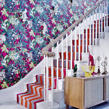 Wallpaper Home Interior Hallway Wallpaper Ideas