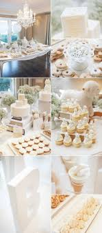 all baby shower all white baby shower so chic ideas for your baby shower
