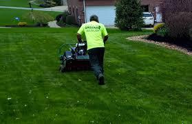 spring u0026 fall aeration dream greener lawn u0026 landscape llc
