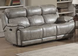leather sofa outlet stores amazon com christies home living estella reclining sofa gray