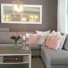 Small Living Room Grey Sofa