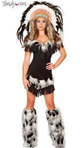 Pocahontas Halloween Costume Women Indian Costume Native American Costumes Indian